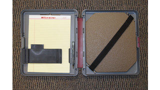 IIIA Armor Plate Notebook Storage