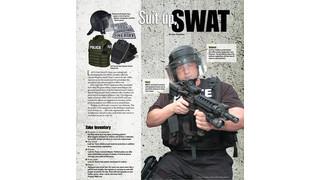 Suit up, SWAT
