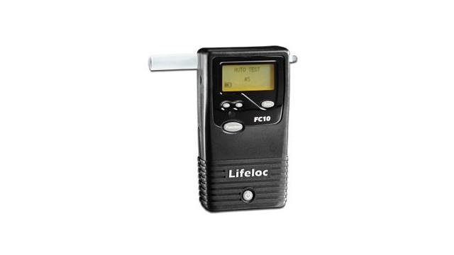 FC20BT (Bluetooth) Breath Tester