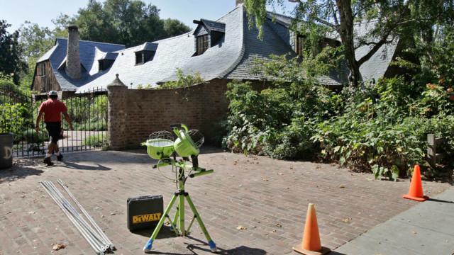 the house of Steve Jobs in Palo Alto, Calif..jpg_10761372.jpg