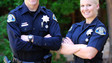 Officer Jenni Byrd and Officer Kris Kubasta of the San Jose (CA) Police Department Named Officers of the Month