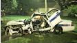 Ohio Police Officer Killed in Cruiser Crash