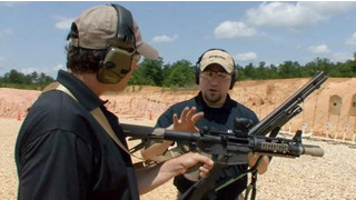 Aimpoint and Gun Talk TV – Aimpoint Micro T-1 on Shotguns