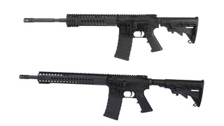 ATI Debuts the First Two HD-16 Series Rifles