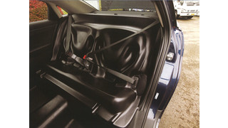 Pro-Straint Prisoner Transport Restraint System - Chevrolet Caprice PPV