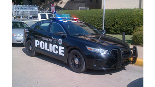 Oklahoma City Buys 2013 Ford Police Interceptors