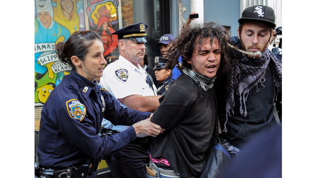 Man Arrested during Occupy Wall Street Event.jpg_10780346.jpg