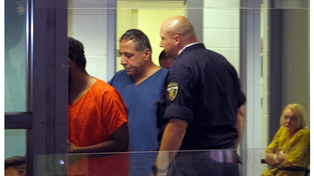 Louisville, Ky Shooting Suspect heads to Court for Arraignment.jpg_10777373.jpg