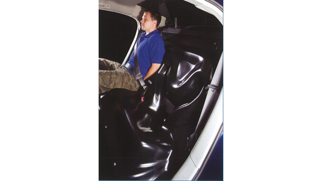 Pro-Straint Prisoner Transport Restraint System