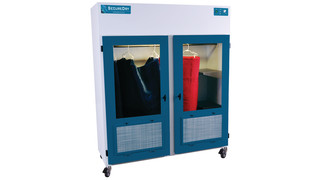 SecureDry Forensic Evidence Drying Cabinet