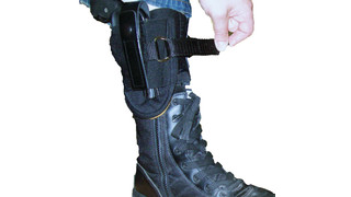 Undercover Ankle Holster with D-Ring