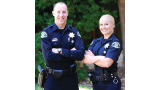 Calif. Officers Honored as 'Officers of the Month'