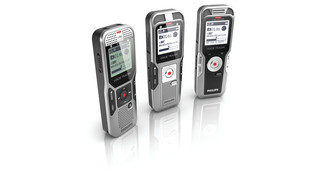 Philips Voice Tracer Digital Recorder Range