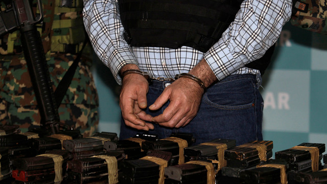 The alleged leader of the Gulf drug cartel, Jorge Eduardo Costilla Sanchez, aka El Coss.jpg_10779026.jpg