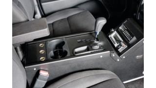 Dodge Durango SSV Console Box