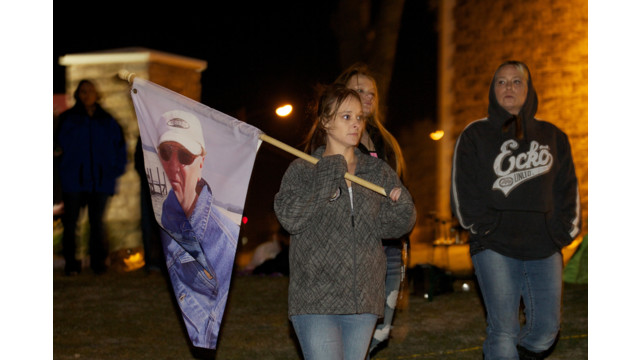 Family friends of murder victim Ronald R.J. Johnson gather .jpg_10814796.jpg