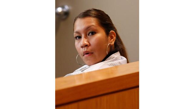 Elizabeth Escalona, 23, sits in a courtroom .jpg_10812852.jpg