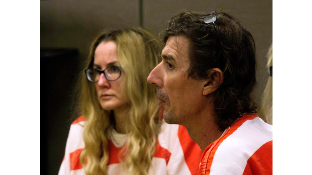 Paul and Sheila Comer appear in court during a hearing in Dallas, Ga..jpg_10798994.jpg