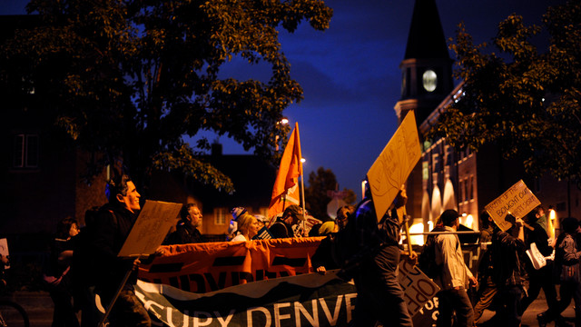 Occupy Denver protesters rally against presidential debate.jpg_10798213.jpg