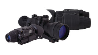 Gen 3 Night Vision - Phantom 4x60 Riflescope, Edge 1x21 Binocular, Challenger 1x21 Monocular
