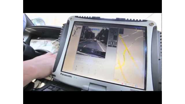 Federal Signal DTX In-Car Video for Law Enforcement