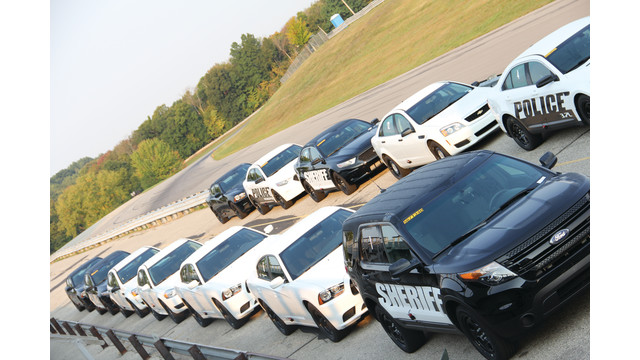 2013 Michigan State Police Vehicle Evaluation Results