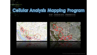 Cellular Analysis Mapping Program