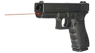LaserMax Laser Sights: Gen4 Glock 17 & 22, Smith & Wesson M&P Shield, Ruger LCP & LC9
