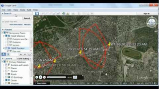 Cell Site Analysis of Verizon Call Detail Records (CDR)