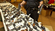 San Diego Gun Buyback Nets a Record 364 Weapons
