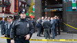 Police Search for Suspect in NYC Subway Death