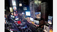 Times Square Packed With Police for New Year