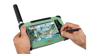 Leica Zeno CS25 GNSS Tablet Computer
