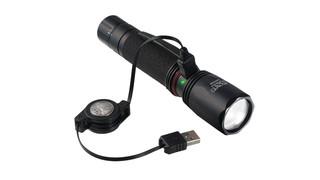 USB Triad Flashlight from ASP