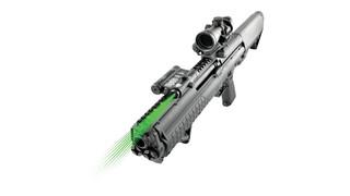 Kryptonyte Center Mass Laser