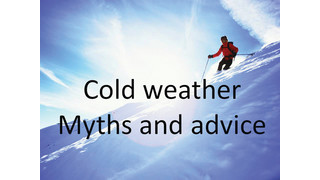 Cold Weather Myths My Mom Taught Me
