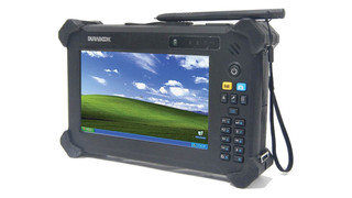 GammaTech Rugged T7Q Tablet to Be Integrated into Victory Police Motorcycles