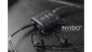 Invisio V60 Tactical Communication System
