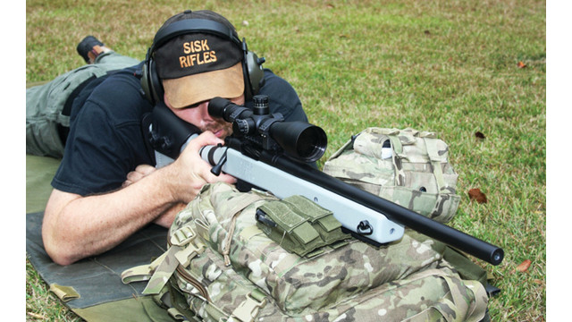 The S.T.A.R.: Fitting the Rifle to the Shooter