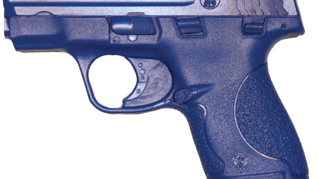 Blueguns: Smith & Wesson Shield Training Aid