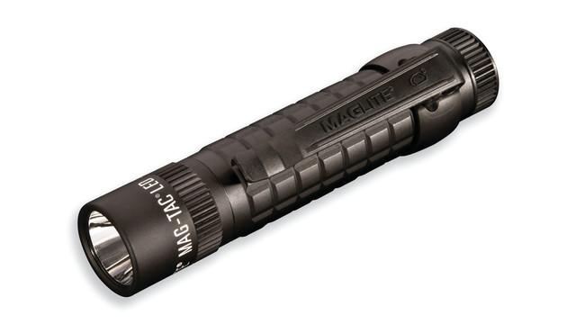 Mag-Tac LED Flashlight