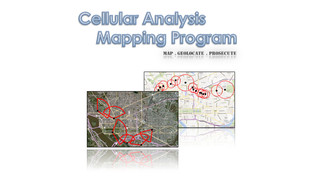 Cellular Analysis Mapping Program v2.7