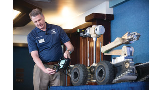 Titus Robot Unmanned Ground Vehicle