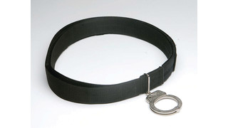 Transport Belt With Handcuff And Lockable Slots