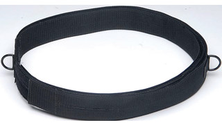 Transport Belt with Lockable Slots for Disposable Cuffs