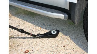 Under Vehicle Inspection Sled for Vehicle Search Systems (SLED)