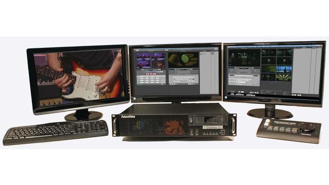 V-Station HD Multi-Camera Video Project Recording System