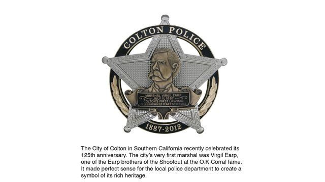 Custom Badges - Anniversary, Special Events, etc.