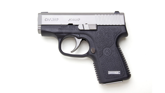 Kahr Arms Introduces the CW380 ACP Pistol