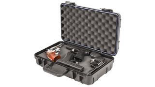 TKLTactcial Diamond Black Carbon Fiber Weapons Case (Model DB1200)